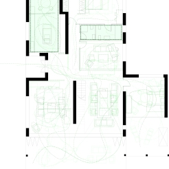 Casa Perea Borobio Plans