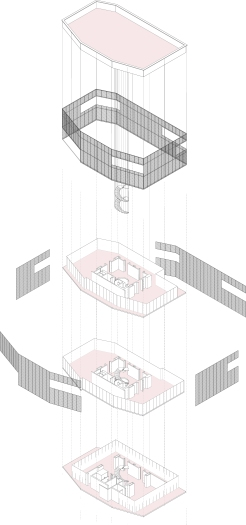 EXPO-AN - Axonometric